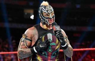 Mysterio could be retiring from WWE this week