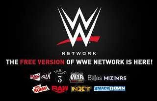 The WWE Network is now free