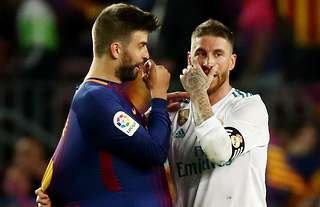 Gerard Pique & Sergio Ramos - two of the greatest defenders of all-time