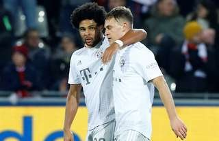 Serge Gnabry & Joshua Kimmich were both on Stuttgart's books in their younger days