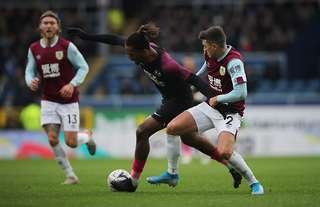 Ivan Toney v Burnley
