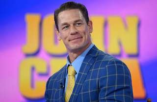 Cena's BLM donation was made last week