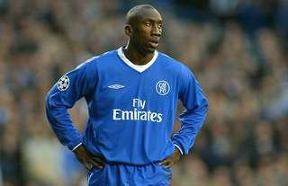 Jimmy Floyd Hasselbaink's goal record for Chelsea is mighty impressive