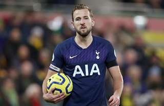 Harry Kane is fit and available for Tottenham once again