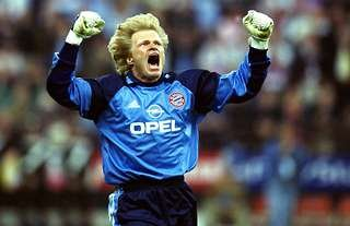 Bayern Munich legend Oliver Kahn is well-known for his 'winning mentality'