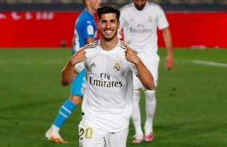 Marco Asensio's return to first-team action could not have gone any better!