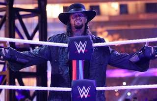 The Undertaker announced he's all but retired from WWE