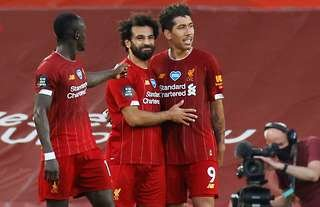 Liverpool's front three is the best in world football right now