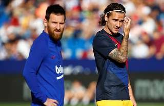 Lionel Messi and Antoine Griezmann really haven't gelled at Barcelona