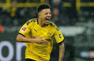 Could Jadon Sancho be on his way to Man Utd?
