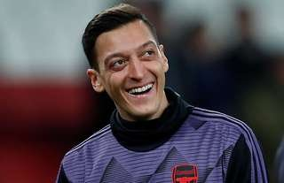 Mesut Ozil's assist stats are still remarkable to this very day