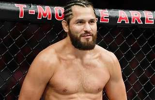 Jorge Masvidal - the definition of a warrior!
