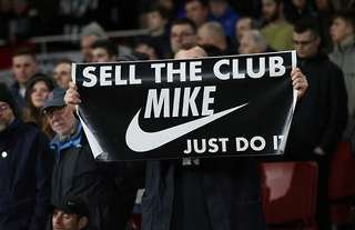 Sell the club