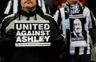 Ashley out