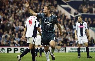 Shearer has scored four goals in one PL game