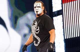 Sting is on the list of WWE's greatest ever