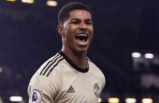 PSG manager Thomas Tuchel is a BIG fan of Marcus Rashford