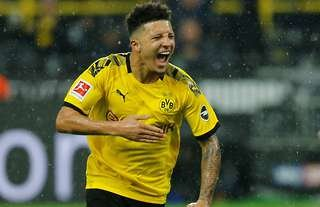 Will Jadon Sancho be on his way to Man Utd?