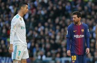 Messi and Ronaldo snubbed as GOATs