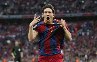 Messi has scored some magical solo goals for Barcelona