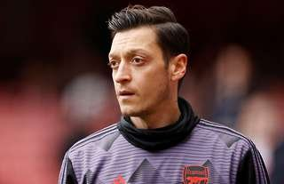 Ozil refused a pay cut in April