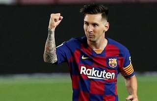 Man City are desperate to sign Lionel Messi this summer