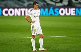 Real Madrid are trying to erase Bale