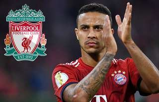 Thiago is on his way to Liverpool!