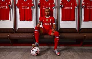 Liverpool fans, Thiago is officially a Red!