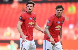 Man United won't sign any defenders this summer