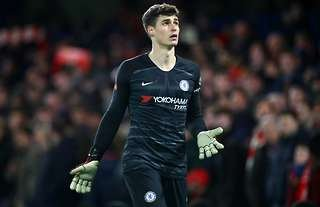 Kepa takes his place in Chelsea's worst XI