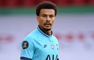 Alli has been linked with a move away from Spurs