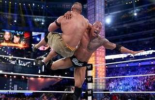 The Rock's finisher features amongst WWE's best