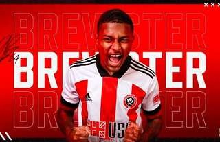 Rhian Brewster is a Sheffield United player!