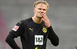 Manchester United could have signed Erling Haaland in January for €20m