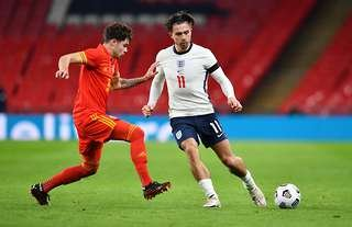 Jack Grealish dropped a 10/10 performance in the 3-0 win over Wales