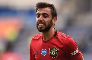 Fernandes was furious with Man United teammates