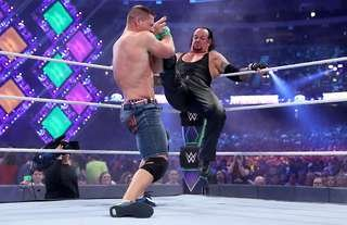 The Undertaker and Cena are two of WWE's most loyal