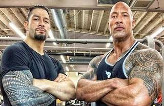 Reigns and The Rock could battle in WWE