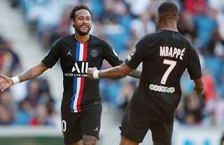 Mbappe and Neymar make the most valuable XI