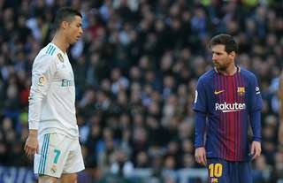 Messi and Ronaldo shared an incredible rivalry