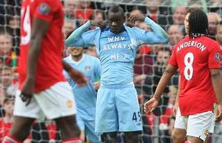 Never, ever forget Mario Balotelli's 'Why Always Me' celebration