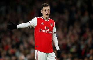 Has Mesut Ozil played his last game for Arsenal?
