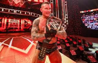 Orton's title reign has confused some backstage