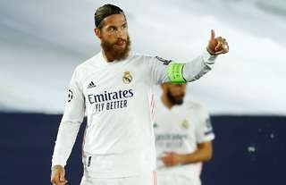 Sergio Ramos has now scored 100 goals for Real Madrid