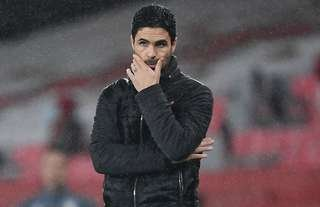 Mikel Arteta's Arsenal are not in the best place right now...