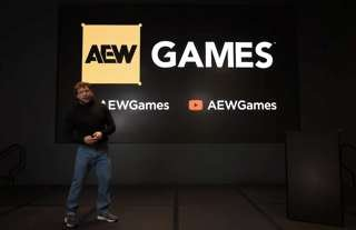 AEW have announced a new games division