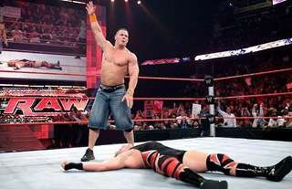 Cena refused to put over former WWE champion
