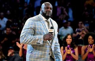 Shaq will feature in AEW