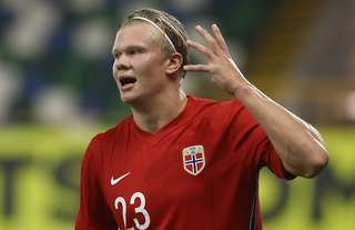 Erling Haaland & Norway failed to qualify for Euro 2020